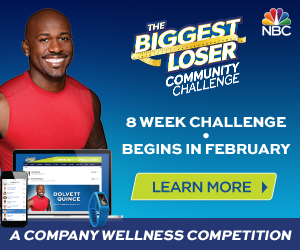 The Biggest Loser Community Challenge